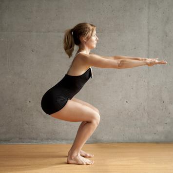 awkward pose utkatasana  hot yoga 101  vancouver's